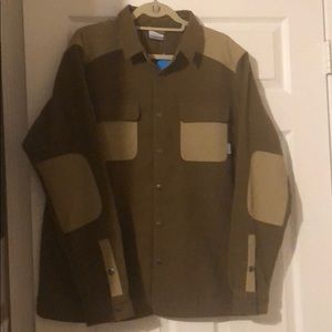 Men's Columbia Shirt Jacket